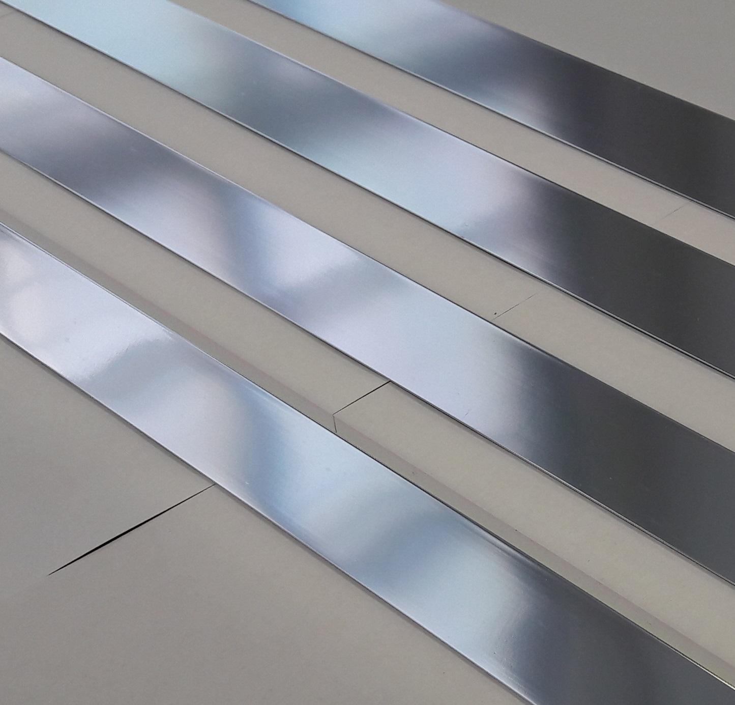 Profili alluminio a specchio al go alluminio - Alluminio lucidato a specchio ...