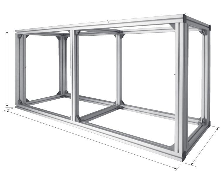 Profili alluminio - ALGO ALLUMINIO