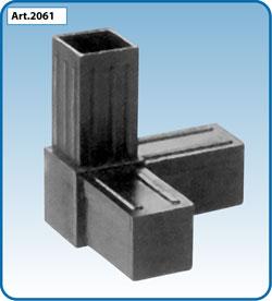 Telai in alluminio per acquari al go alluminio for Raccordo da pvc a rame