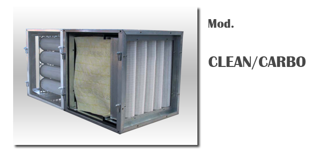 Air Cleaning Units : Dust collector system product