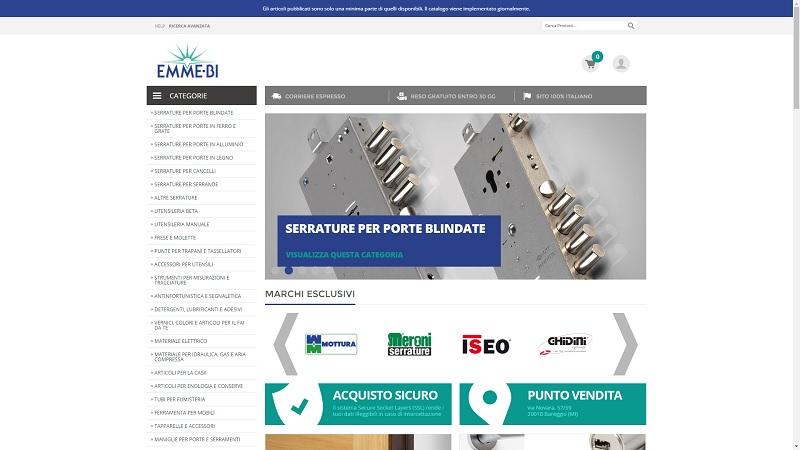 Emme bi shop online ferramenta e serrature online - Serrature per porte blindate prezzi ...