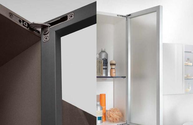 cerniere per mobili salice air - fbc borghi cantù - Cerniere Per Mobili Cucina