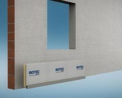 Isotec il sistema termoisolante di brianza plastica - Posa piastrelle parete ...