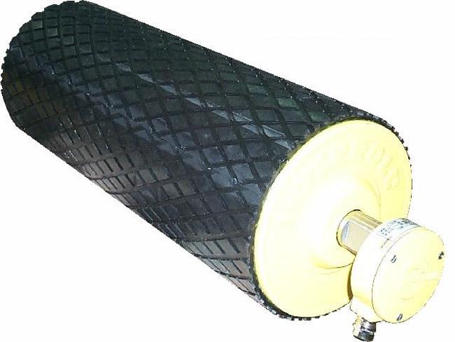 Motorized Pulley 220m 220h Rulmeca Rollers