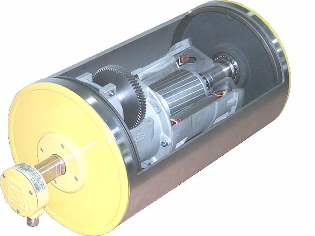 Motorized Pulley 320l 320m 320h Rulmeca Rollers